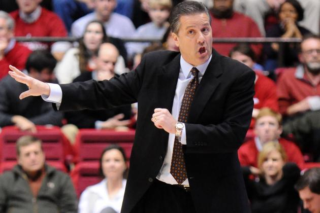 John Calipari: Kentucky Sportsman of the Year Finalist