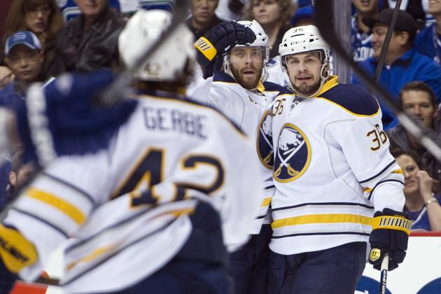 Gerbe Says He's Ready to Play; Enroth Set to Make First Start
