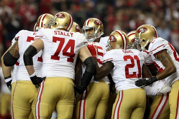 Super Bowl 2013: San Francisco O-Line Will Be the Difference in 49ers Victory