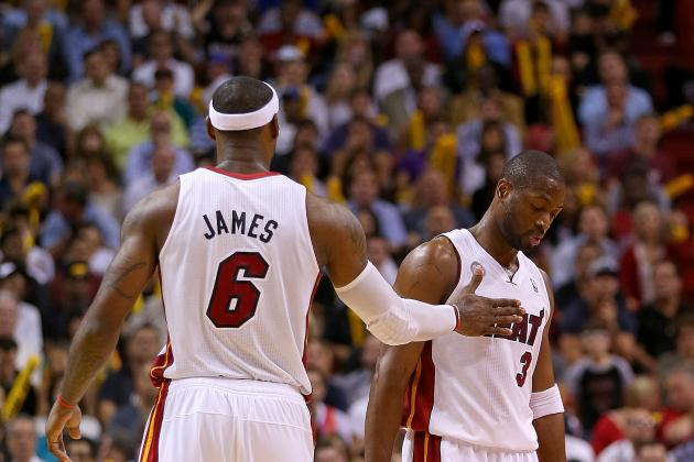Why LeBron James Is Only Untouchable Player on Miami Heat