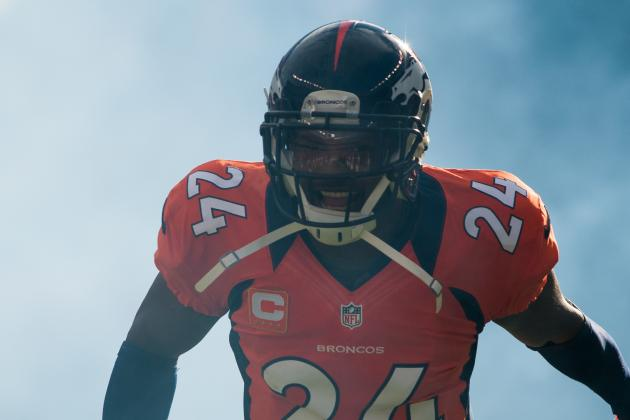 Champ Bailey to Play in Record-Tying 12th Pro Bowl