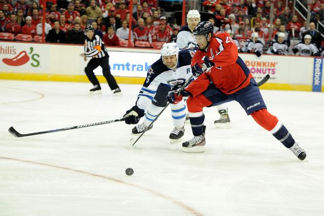 Capitals Are Back on Ice, but Their Level of Play Hasn't Yet Returned