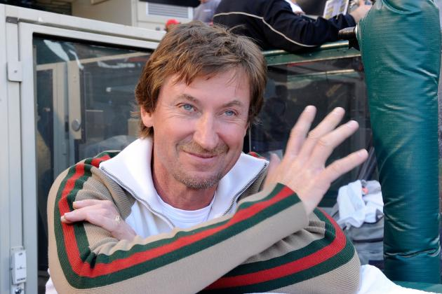 Wayne Gretzky Shoots Down Maple Leafs Presidency Rumour