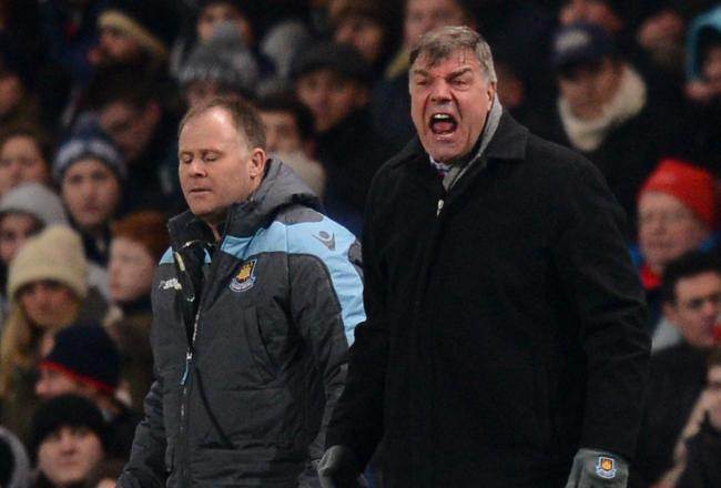 Sam Allardyce has not exactly been thrilled with his team's defending