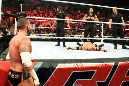 Royal Rumble 2013: Will CM Punk Lose His Title Due to the Shield Interference?