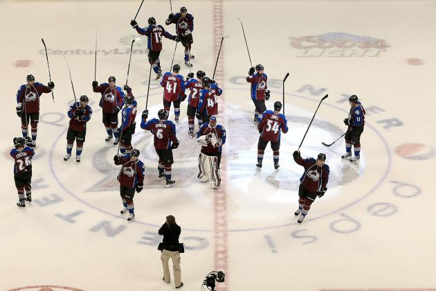 Colorado Avalanche Apologize to Fans with Letter at Home Opener