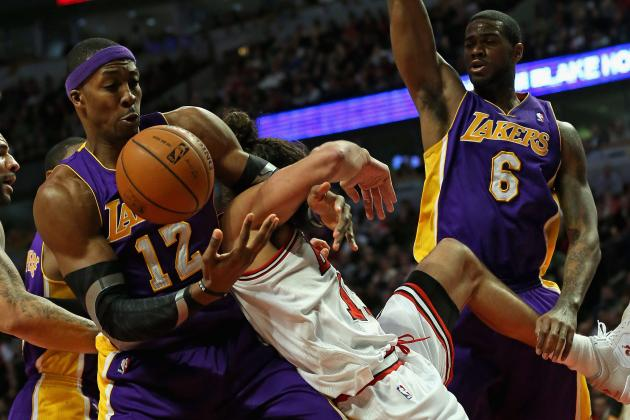 LA Lakers Better off Trading Dwight Howard Than Pau Gasol