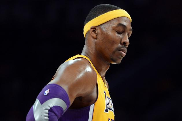 Dwight Howard: Brooklyn Nets Wise to Pass on Lakers Star