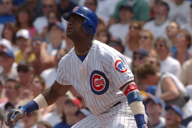 Sosa: Cubs Should Have Retired 21 Long Ago