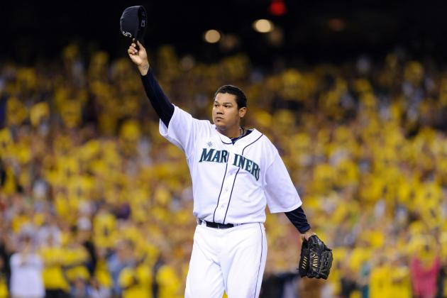 What Contract Extension Is Mariners Ace Felix Hernandez Actually Worth?