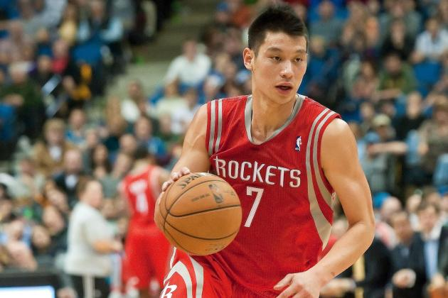 Jeremy Lin: Rockets Guard's Inconsistency Proves He Was Overhyped from the Start