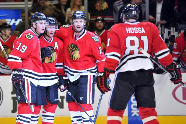 Why the Chicago Blackhawks Are Early Favorites to Win Western Conference in 2013