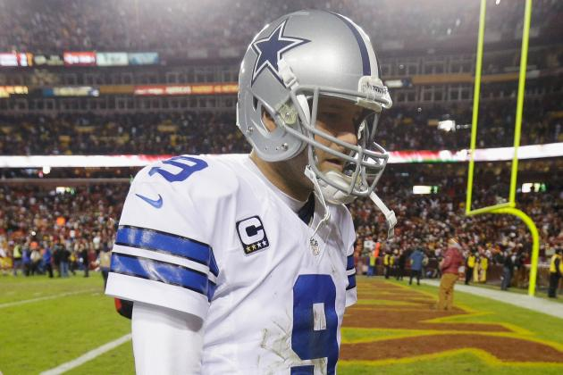 When Should the Dallas Cowboys Consider Looking for Tony Romo's Successor?