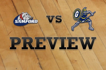 Samford vs. UNC Greensboro: Full Game Preview