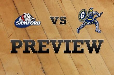 Samford vs. UNC Greensboro: Full Game Preview