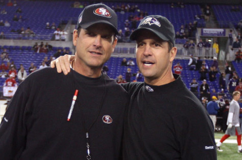 The Harbaugh Brothers' Blueprint for NFL Success