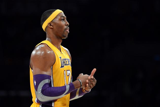 Dwight Howard's Tarnished Image Is Wilting in Midst of LA Lakers Nightmare