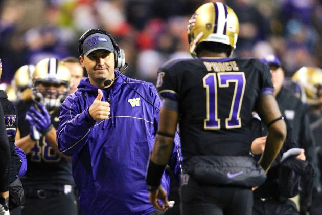 Strong Recruiting Class Will Make Washington a Player in the Pac-12 in 2013