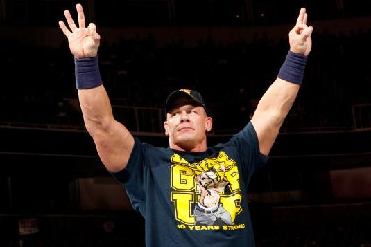 John Cena's Raw Rambling Proves That He Should Be a Man of Action, Not Words