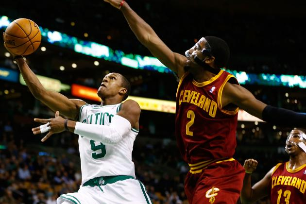 Kyrie Irving Makes His All-Star Case by Lighting Up Rajon Rondo