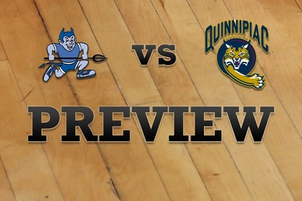 Central Conn.  vs. Quinnipiac: Full Game Preview