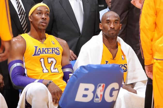 Kobe Bryant and Dwight Howard Reportedly Had Confrontation in Team Meeting