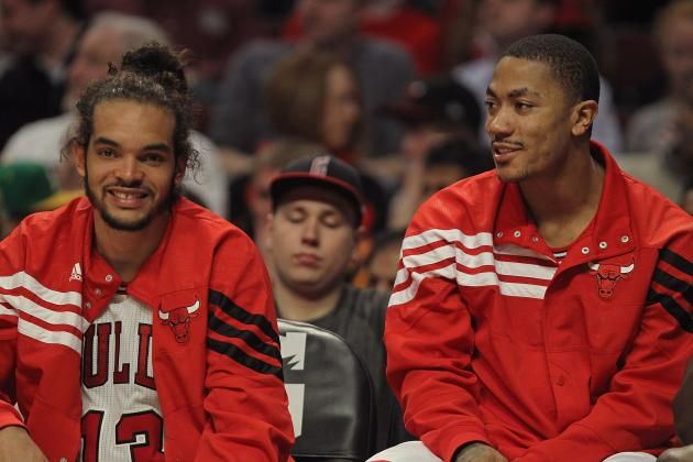 How Derrick Rose's Return Will Make Joakim Noah Even Better