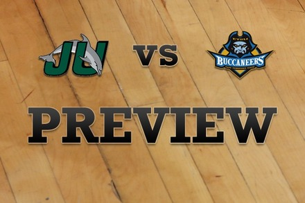 Jacksonville vs. East Tenn State: Full Game Preview