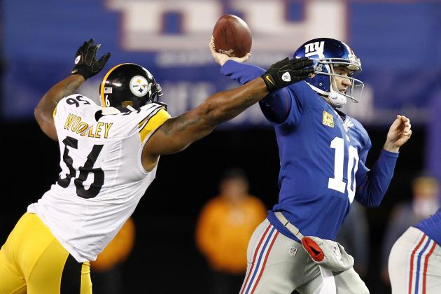 Pittsburgh Steelers Defensive Year in Review