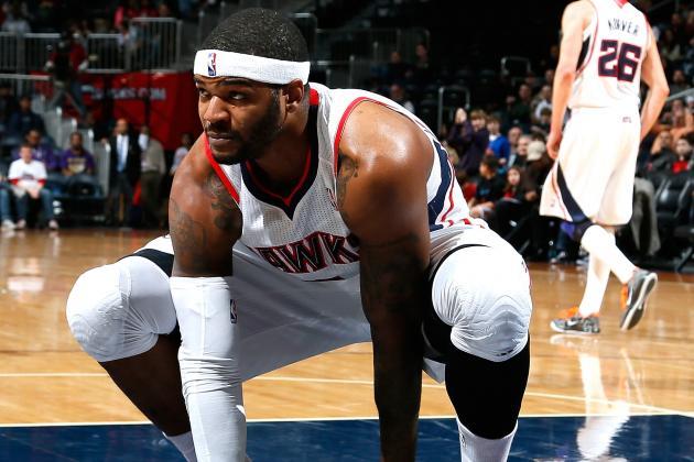 NBA Gamecast: Hawks vs. Bobcats