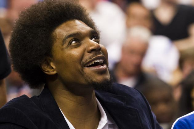 Andrew Bynum's Reported February Return Gives Sixers Hope for Turnaround