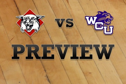 Davidson vs. Western Carolina: Full Game Preview