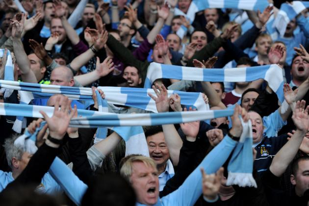 Manchester City Move Up Deloitte Money League