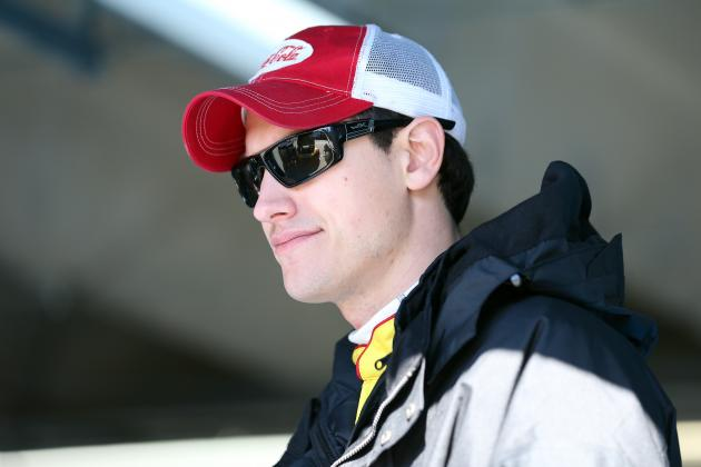 Shell Penzoil Extends Deal with Logano's Team