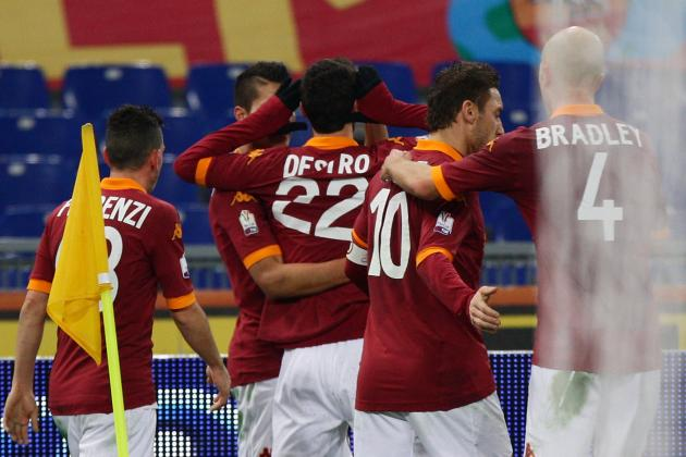 Coppa Italia, Roma 2-1 Inter Milan: Zeman Could Persist with Destro over Osvaldo