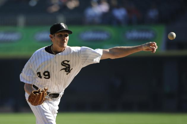 Ventura: Sale, Danks Likely to Be Held Back at Start of Spring