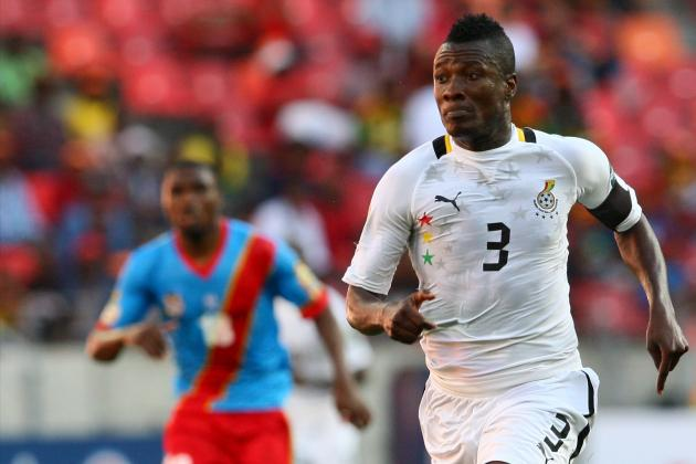 Ghana 1-0 Mali: Wakaso Penalty Wins AFCON Group B Match
