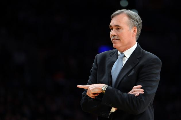 Even Mike D'Antoni Knows LA Lakers Have Too Many All-Star Cooks in Kitchen