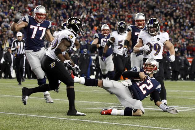 Ed Reed vs. Tom Brady: Why NFL Must Fine Patriots QB for Aggressive Slide