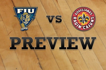 FL Internationial vs. LA Lafayette: Full Game Preview