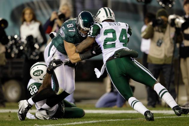 Philadelphia Eagles Should Pursue Trade for New York Jets CB Darrelle Revis