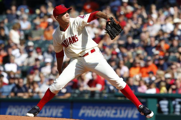 Ubaldo Jimenez: Cleveland Indians Hoping He Returns to Ace Status