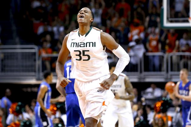 Duke vs. Miami: Live Score, Updates and Analysis for ACC Game