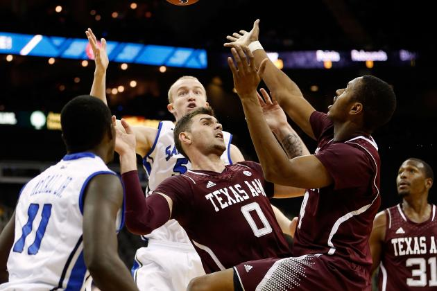 Aggies Look to Get on a Roll in SEC Play