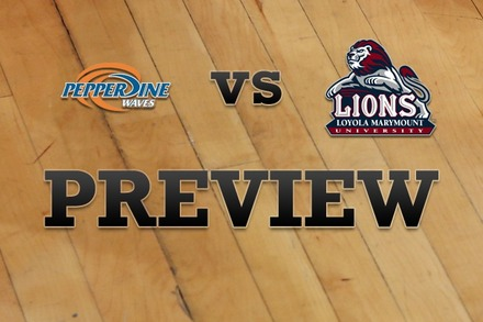 Pepperdine vs. Loyola Marymount: Full Game Preview