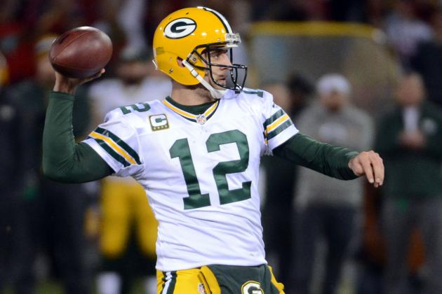 Aaron Rodgers refutes Green Bay Packers' 'soft' label