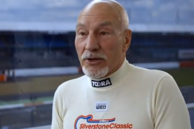 Watch Sir Patrick Stewart's Documentary on Sir Stirling Moss