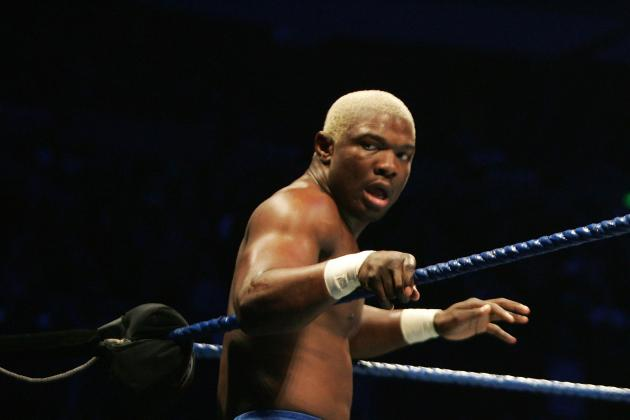 WWE Royal Rumble 2013: Shelton Benjamin Denies Being in Rumble Match