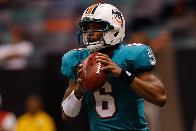 Ex-Dolphins QB Pat White Would Be