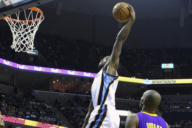 L.A. Lakers vs. Memphis Grizzlies: Live Analysis, Updates and Highlights